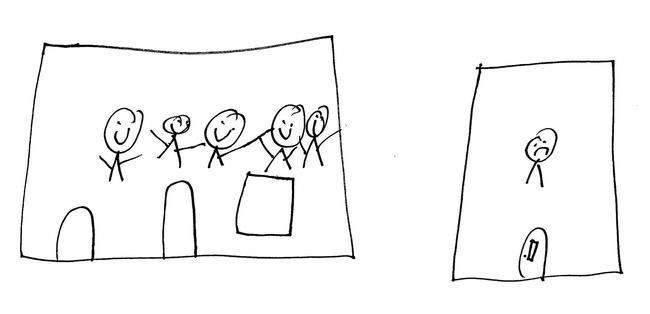 Dalton Patz drawing