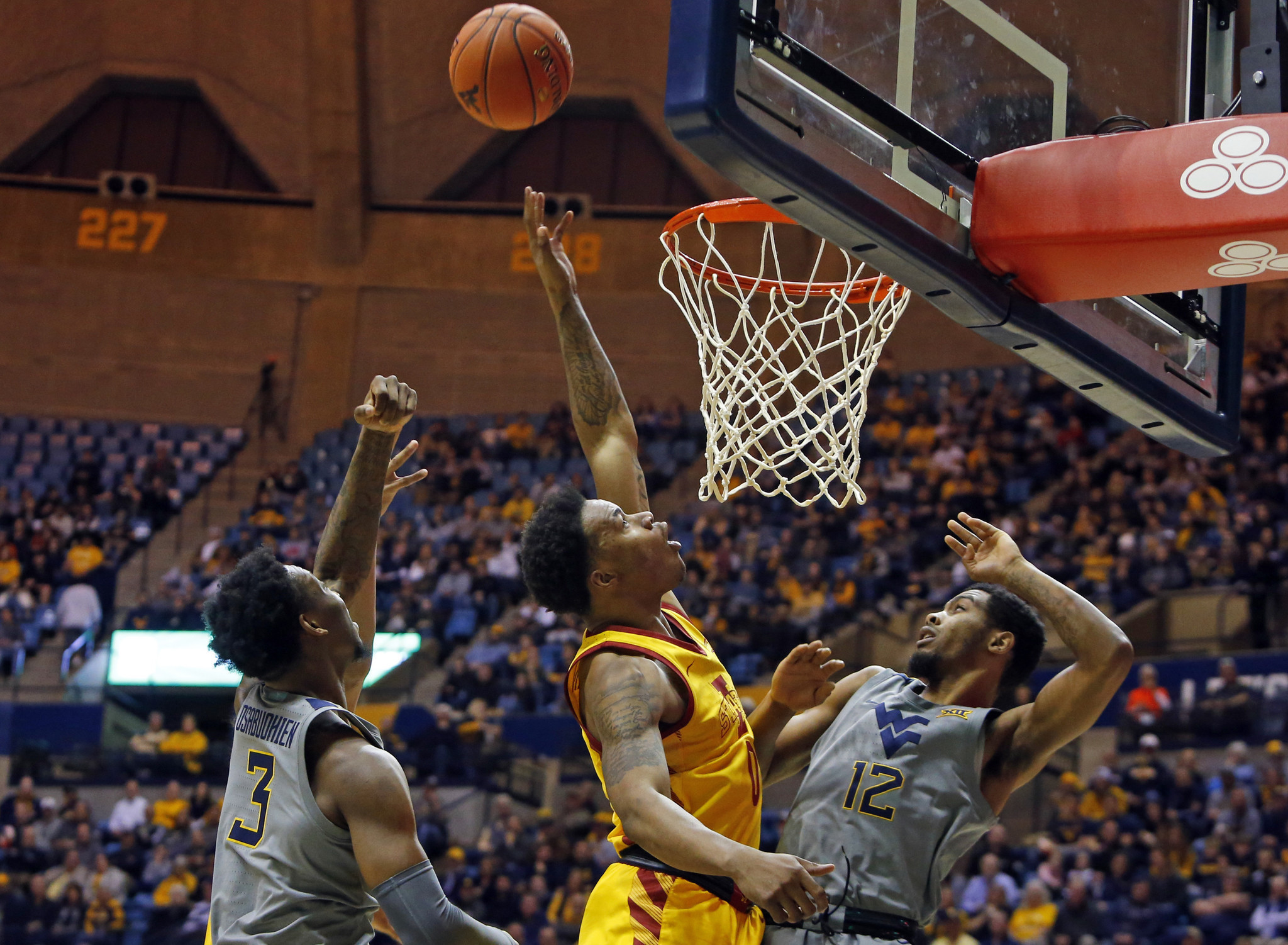 Hinsdale South grad Zion Griffin planning to transfer from Iowa State