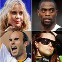 Sports figures turning 30
