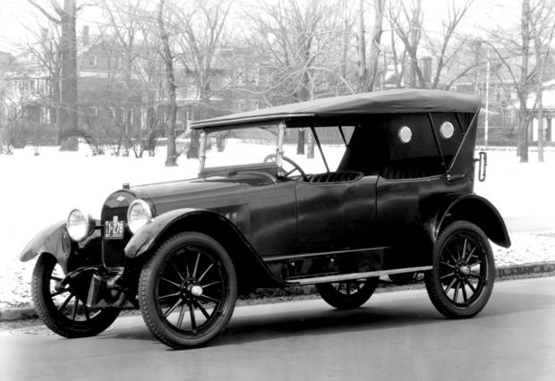 Chevy's first V8 could only manage 36 hp -- less than the brand's four-cylinder engine. GM killed it after 1918, and the next Chevy V8 came a full 37 years later.