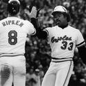Cal Ripken Jr., Eddie Murray