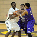 Mount St. Joseph vs. John Carroll in boys basketball