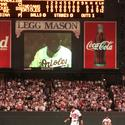 7. Mussina loses perfect game, May 30, 1997