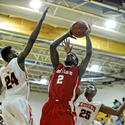 Edmondson vs. City in boys basketball