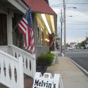 Ocean City: House sirloin at Melvin's Steak House