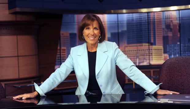 After more than two decades at the Baltimore TV anchor desk, WJZ newswoman Sally Thorner retired in December of 2009.
