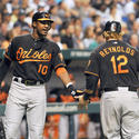 Mark Reynolds, Adam Jones