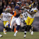 Jan. 8, 2012: Broncos 29, Steelers 23, OT