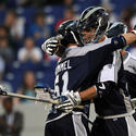 Bayhawks 23, Machine 11