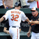 Matt Wieters, Buck Showalter