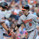 Nate McLouth, Chris Davis