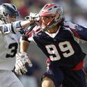 Chesapeake Bayhawks vs. Boston Cannons