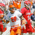 Syracuse's Stephen Keogh