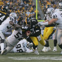 Dec. 6, 2009: Raiders 27, Steelers 24