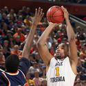 West Virginia 77, Morgan State 50