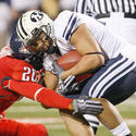 Las Vegas Bowl: Arizona 31, BYU 21