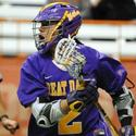 Albany junior attackman Miles Thompson (May 3)