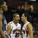 Jordan Williams, Greivis Vasquez