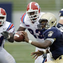 Navy 32, Louisiana Tech 14