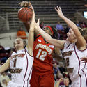 No. 11 Maryland 85, Boston College 81