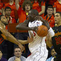NCAA Baksetball: Maryland at Virginia