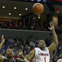 NCAA BAsketnall: Maryland at Virginia