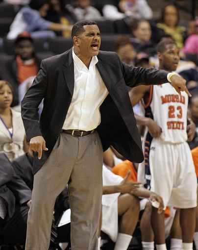 Morgan State's Todd Bozeman coaches the Bears to their second straight NCAA tournament appearance.