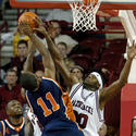 Morgan State 97, Arkansas 94