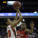 No. 11 Maryland 67, Rutgers 47
