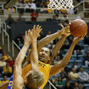 No. 6 West Virginia 69, Coppin St. 43
