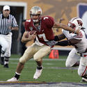 Champs Sports Bowl: Florida State 42, Wisconsin 13