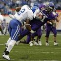 Liberty Bowl: Kentucky 25, East Carolina 19