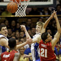 No. 2 Duke 85, Maryland 44