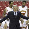 Gary Williams and the Terps