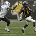 Meineke Car Care Bowl: West Virginia 31, North Carolina 30