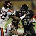 Orange Bowl: Virginia Tech 20, Cincinnati 7