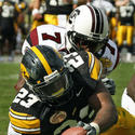 Outback Bowl: Iowa 31, South Carolina 10