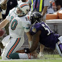 Chad Pennington, Ray Lewis