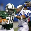 St. Petersburg Bowl: South Florida 41, Memphis 14