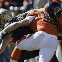 Sun Bowl: Oregon State 3, Pittsburgh 0