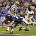 Texas Bowl: Rice 38, Western Michigan 14