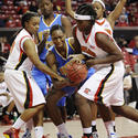 Terps women vs. UCLA