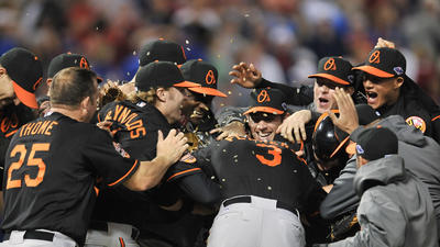 Oct. 6: Orioles win