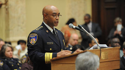Oct. 18: A new head of police