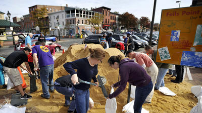 Oct. 28: Fells Point Prepares
