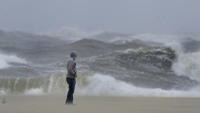 Oct. 29: Sandy approaches