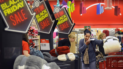 Nov. 24: Targeting Black Friday
