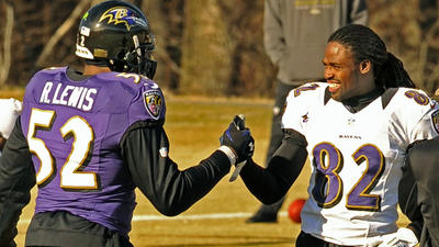 Dec. 6: Ray Lewis returns