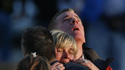 Dec. 15: Mourning in Newtown