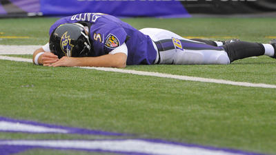 Dec. 17: Flacco fail